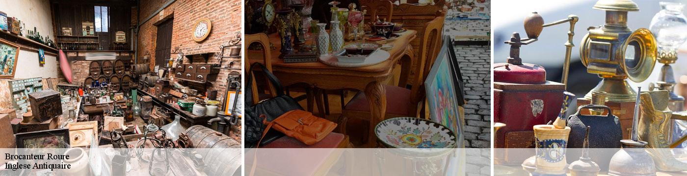 Brocanteur  roure-06420 Inglese Antiquaire