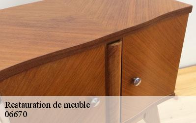 Restauration de meuble  06670