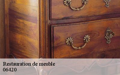 Restauration de meuble  06420