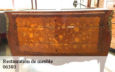 Restauration de meuble  06380